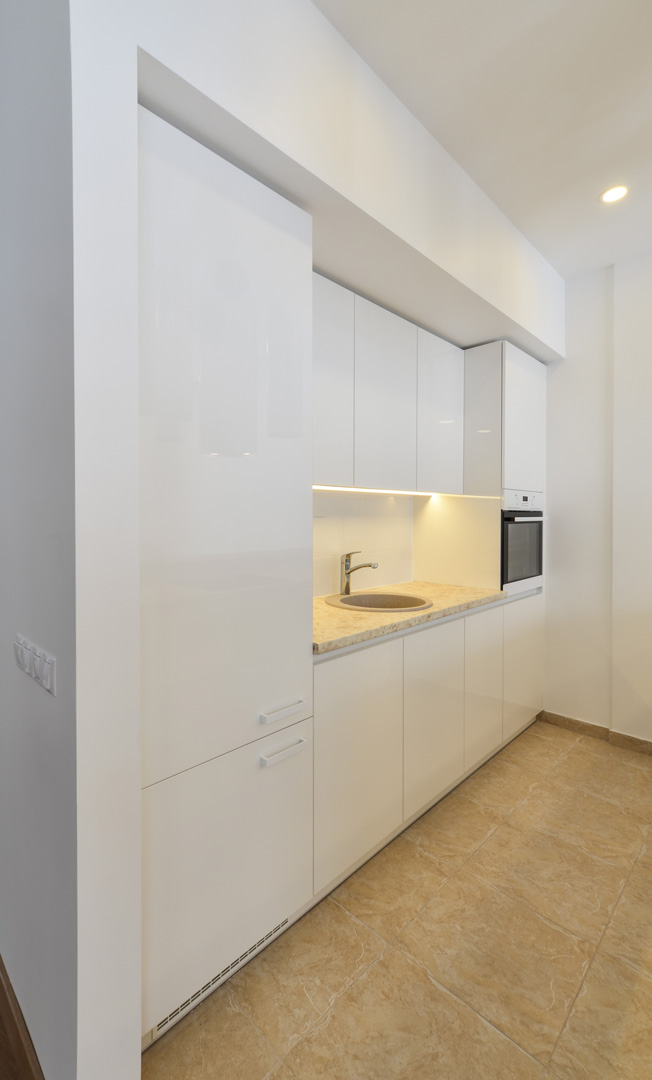 кухни_белые
